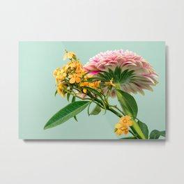 flowers #society6 #decor #buyart Metal Print