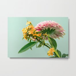 flowers #society6 #decor #buyart Metal Print