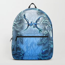 Pisces the Fish Backpack