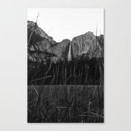 Yosemite Falls VI Canvas Print
