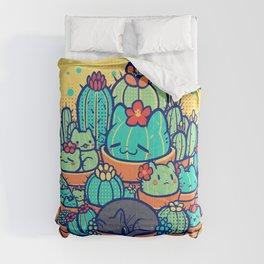 Catcus Patch Comforters