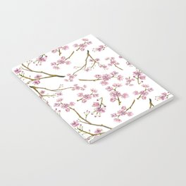 Sakura Cherry Blossoms Notebook