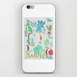 Harvest Energy iPhone Skin