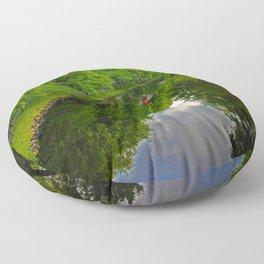 Kayak Floor Pillow