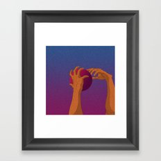 World Exchange Framed Art Print