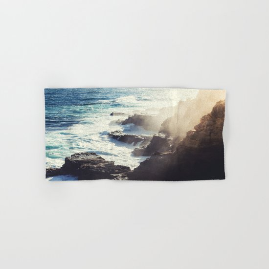 Ocean life Hand & Bath Towel