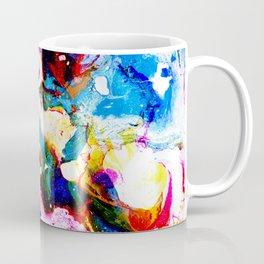 Burning Bridges And Walking On Water Coffee Mug