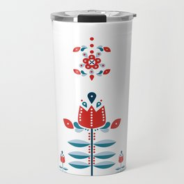 Retro No | 2 Travel Mug