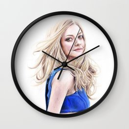 AMANDA SEYFRIED Wall Clock