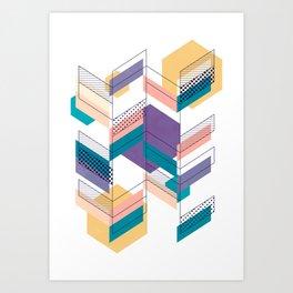 Unfinished II Art Print