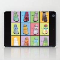 dalek iPad Cases featuring Dalek Dreams by Megs stuff...