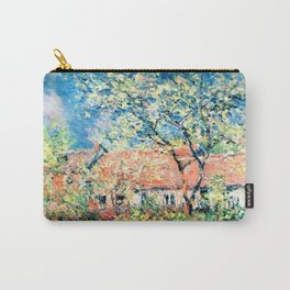 Springtime at Giverny Carry-All Pouch
