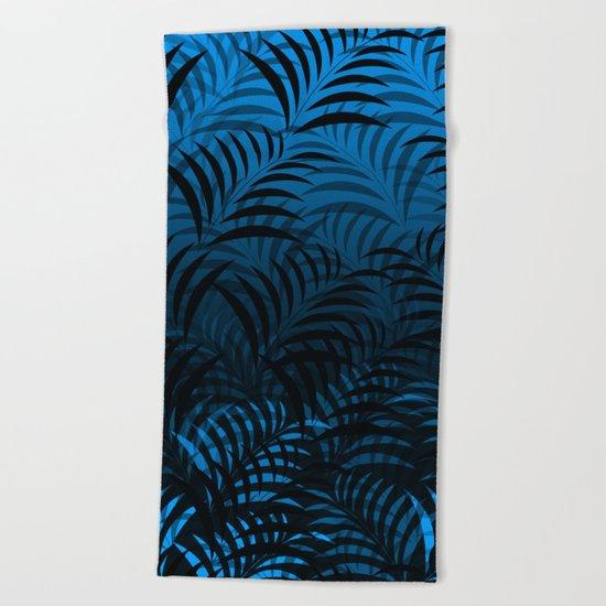 leaf..3 Beach Towel