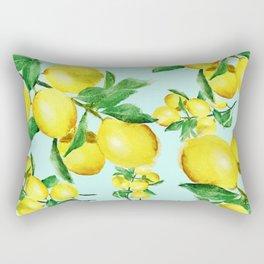 lemon 2 Rectangular Pillow