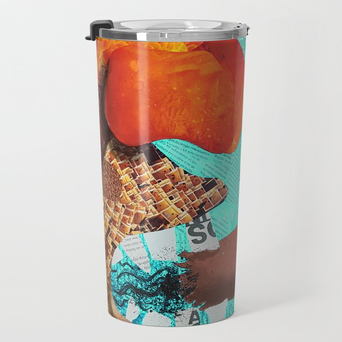 Cigar Smoker Travel Mug