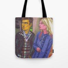 Jamie and Alison Tote Bag