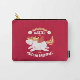 Bacon Breakfast Carry-All Pouch