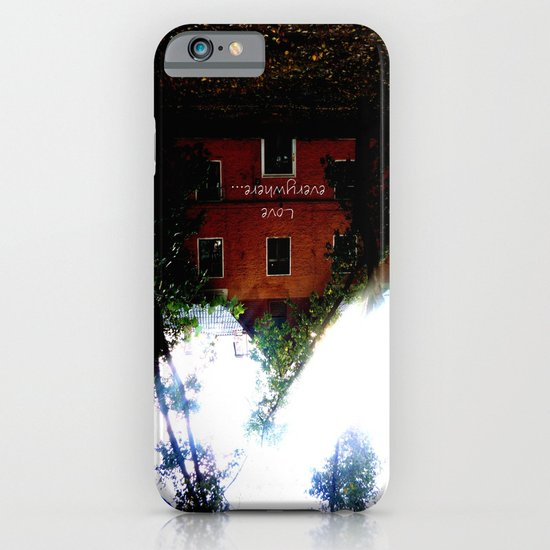 Love everywhere iPhone & iPod Case