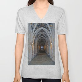 Archway Of Beauty Unisex V-Neck