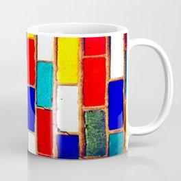 Vibrant Brick Coffee Mug