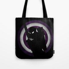SuperHeroes Shadows : Hawkeye Tote Bag