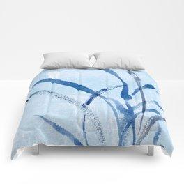 beach grass Comforters