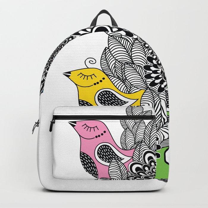 pattern 79 Backpack