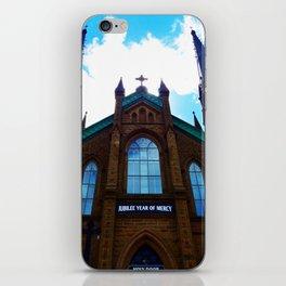Holy Door iPhone Skin