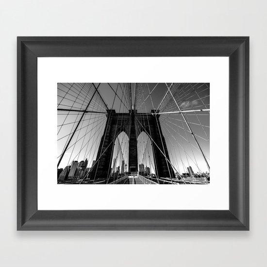 Brooklyn Bridge by manut