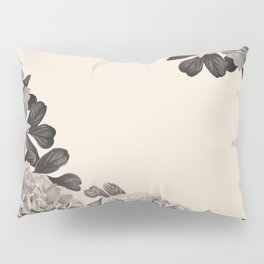 Flowers on a winter day Pillow Sham