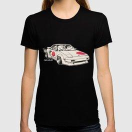 Crazy Car Art 0161 T-shirt