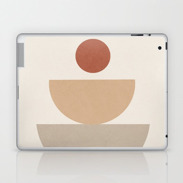 Geometric Modern Art 31 Laptop & iPad Skin