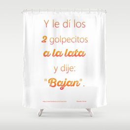 Honduran Culture 1 Shower Curtain