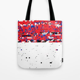 Chunks Tote Bag