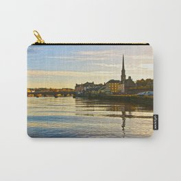 River Ayr in Autumn Carry-All Pouch