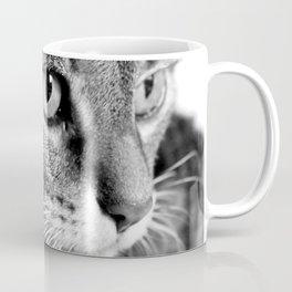 cat look Coffee Mug