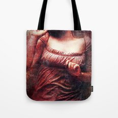 Lividity Among The Dead Tote Bag