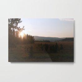 Idahome Metal Print