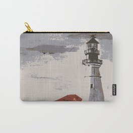 Lighthouse at Maine Carry-All Pouch