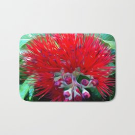 Liko Lehua - Budding Lehua Blossom Bath Mat