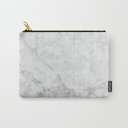 White Marble #629 Carry-All Pouch