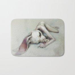 rabbit_4 Bath Mat