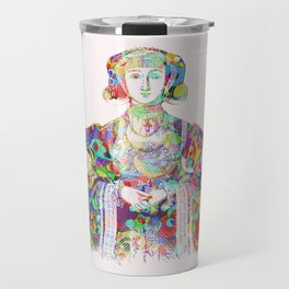 Anne of Cleves Travel Mug