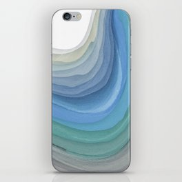 Topography iPhone Skin