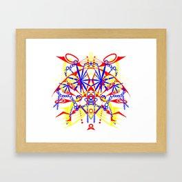 little critter Framed Art Print