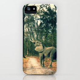 MISPLACED iPhone Case
