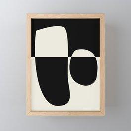 // Reverse 02 Framed Mini Art Print