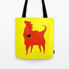 Royal emblem Tote Bag