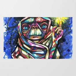 E.T going home Rug