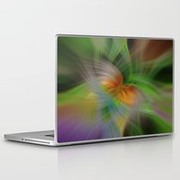 flight Laptop & iPad Skins featuring Flight by Deborah Janke